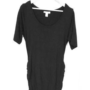 Long Black Maxi dress, Medium